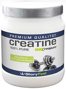 Creatin Monohydrat Pulver, 650 gr