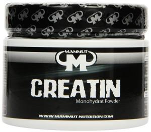 Mammut Creatin Monohydrat,