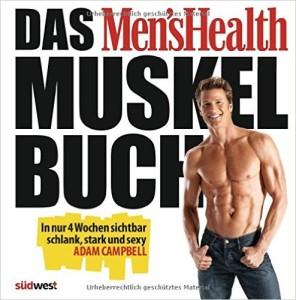 Men's Health Muskelbuch